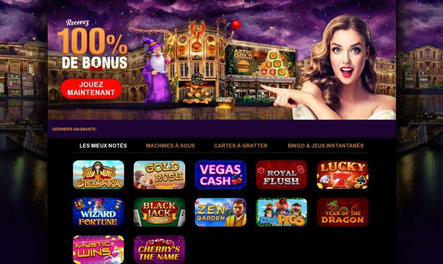 Gratowin avis : le casino qui ravit les fans de jeux de grattage !