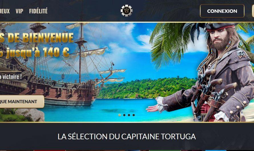 Inscription Tortuga casino : tout ce que vous devez savoir !